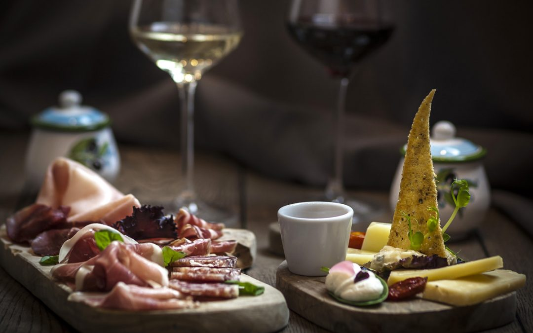 Charcuterie, Cheese and Wine Tasting