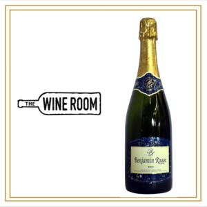 Benjamin Rogge Champagne Full Bottle