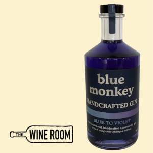 Blue Monkey Blue to Violet Gin