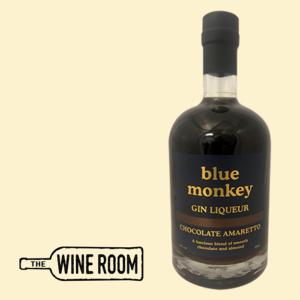 Blue Monkey Chocolate Amaretto Gin Liqueur