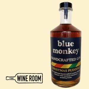 Blue Monkey Christmas Pudding Gin