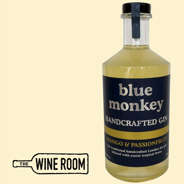 Blue Monkey Mango and Passionfruit Gin