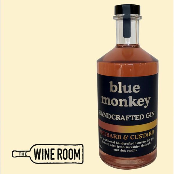 Blue Monkey Rhubarb and Custard Gin