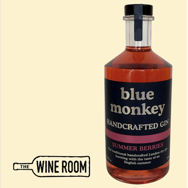Blue Monkey Summer Berries Gin
