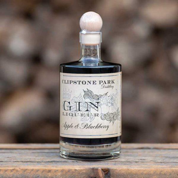 Clipstone Park Apple and Blackberry Gin Liqueur