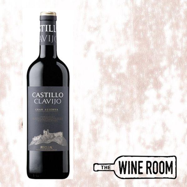 Castillo Clavijo Rioja Gran Reserva Spain