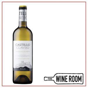 Castillo Clavijo Rioja Alta Barrel Fermented Viura Spain