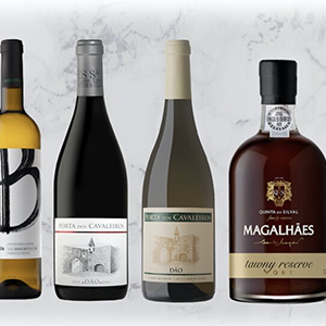 Heavenly Halves Online Tasting Experience