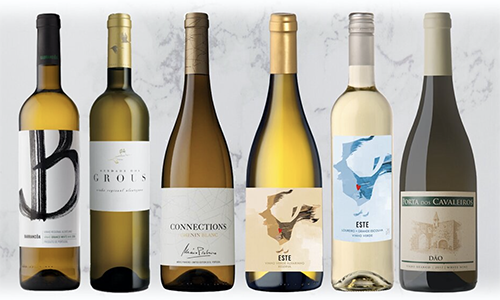 Wicked Whites Online Tasting Experience