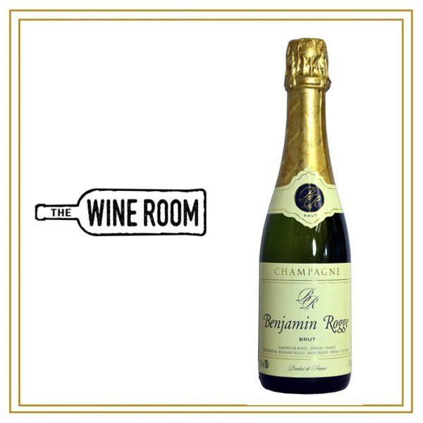 Benjamin Rogge Champagne Half Bottle