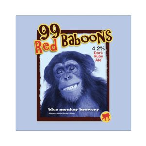99 Red Baboons