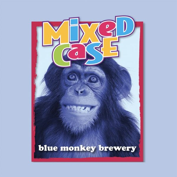 Blue Monkey Beers Mixed Case