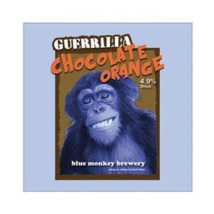 Guerrilla Chocolate Orange